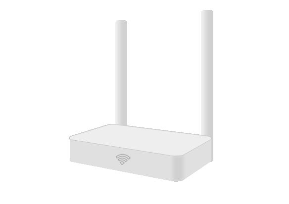 Мощный Wi-Fi роутер